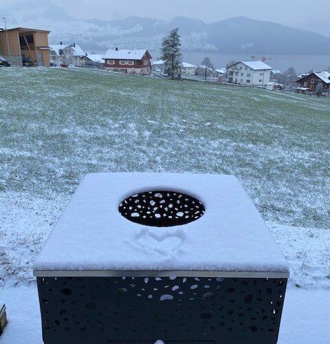 Cube 1000 Schnee Beckenried 2