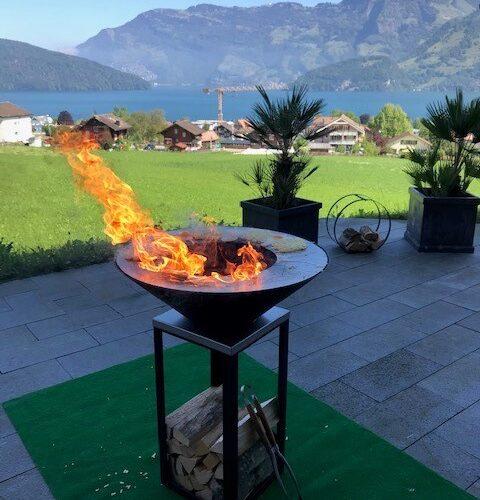 Fyro 80 Beckenried Flamme